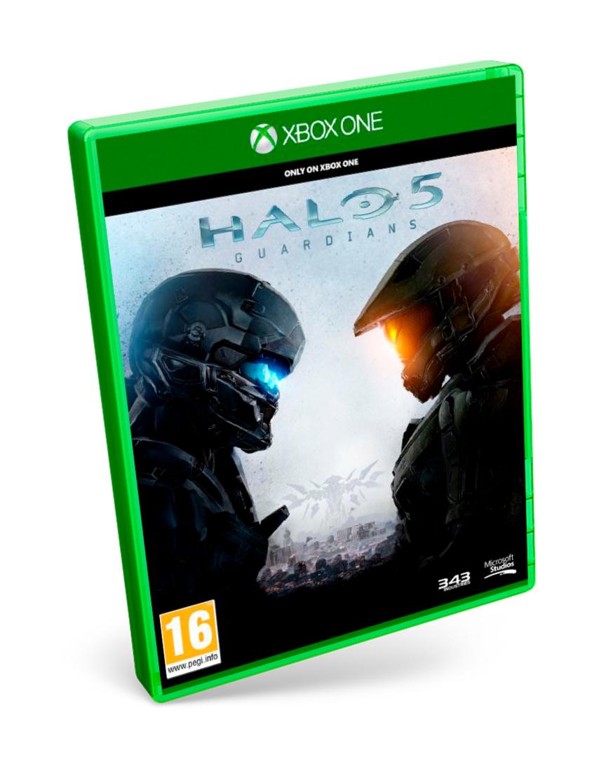 Halo 5 Guardians Estándar Físico + regalo