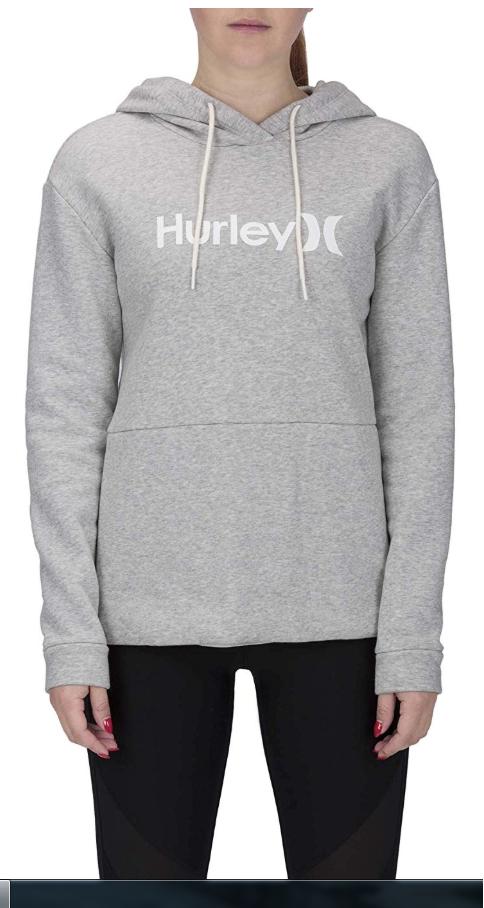 TALLA M - Hurley W One&Only Fleece Pullover Sudadera para Mujer