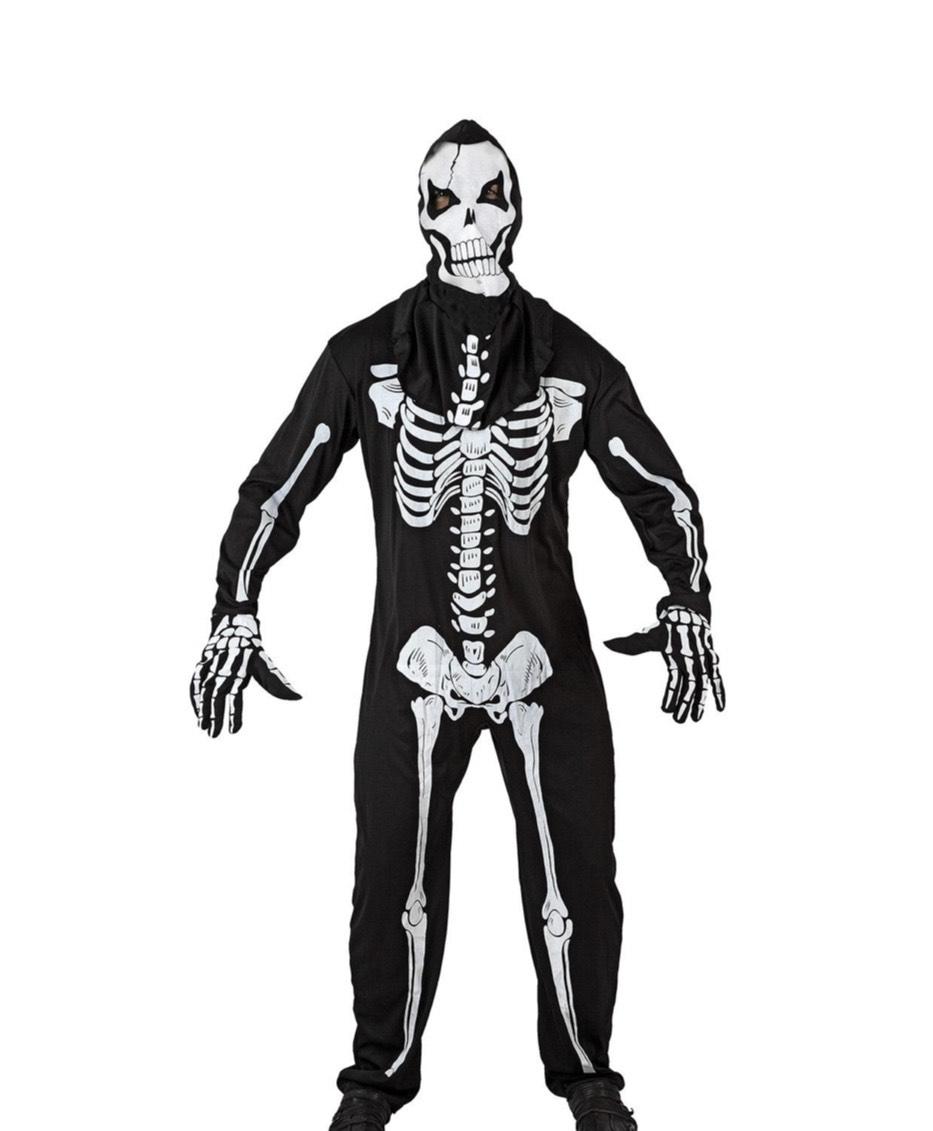 Disfraz Esqueleto M/L