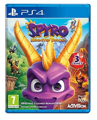 Spyro Trilogy Reignited - PlayStation 4 [Importación inglesa]
