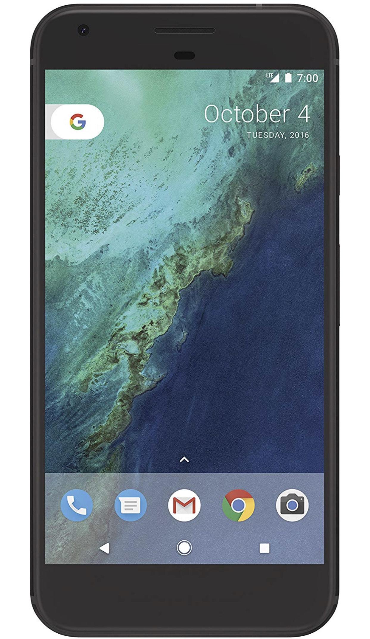 Google Pixel XL 128Gb más barato que el modelo de 32Gb