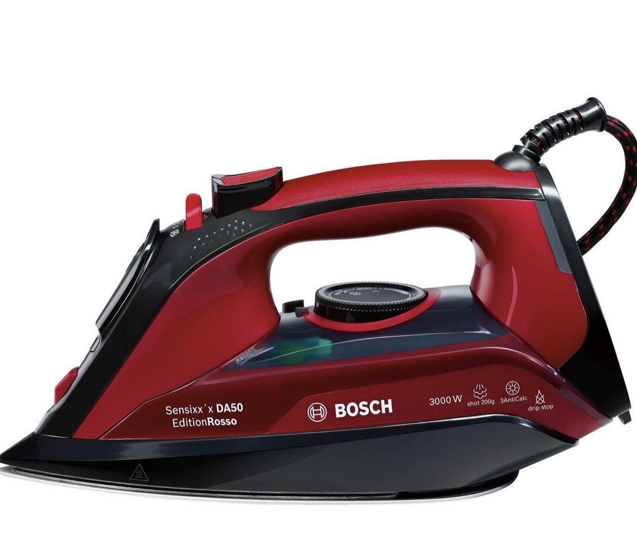 Plancha Bosch de Vapor 3000W