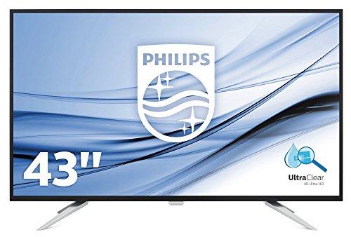 """Philips TV BDM4350UC/00 43"""" (resolución 3840 x 2160 pixels, tecnología WLED)"""