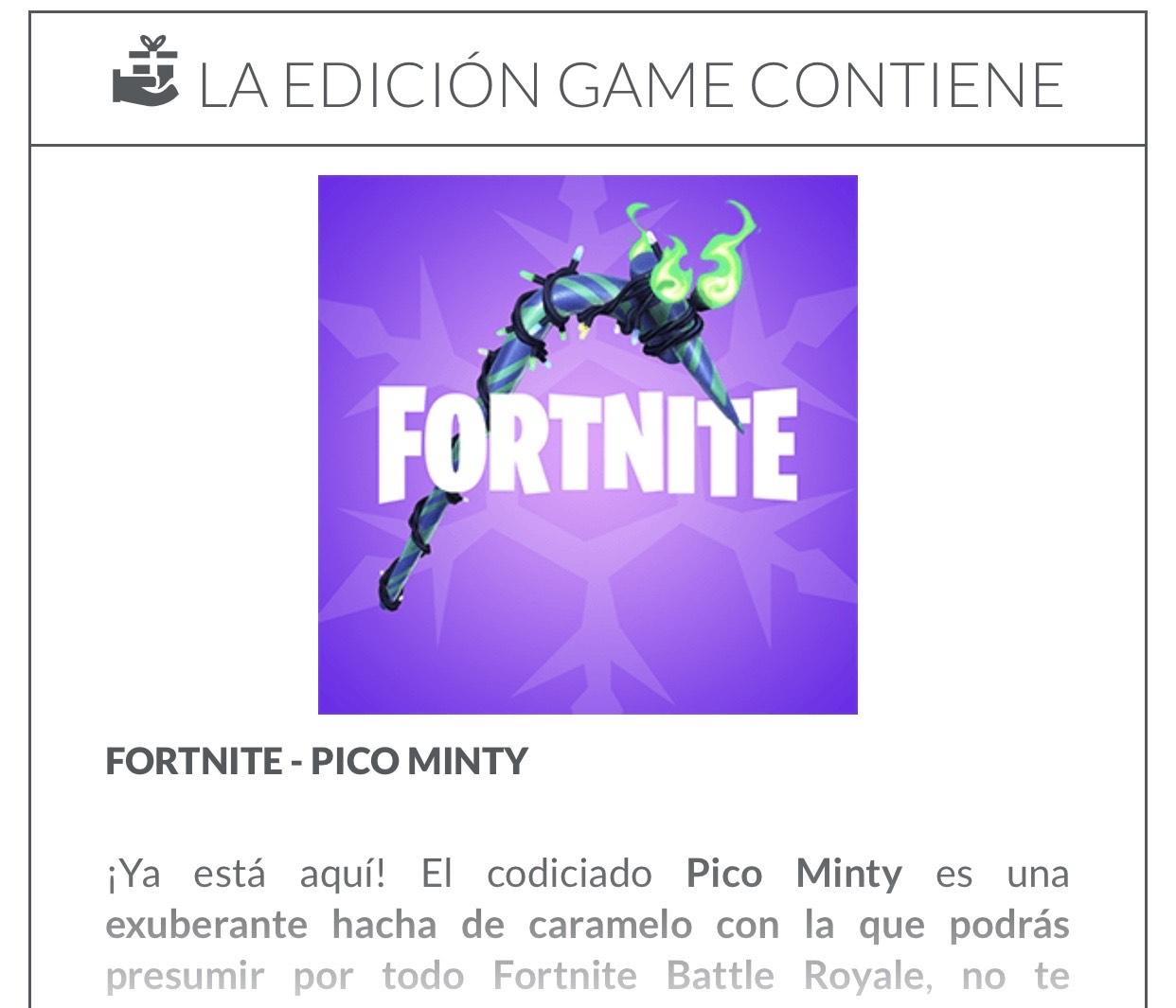 Pico Minty