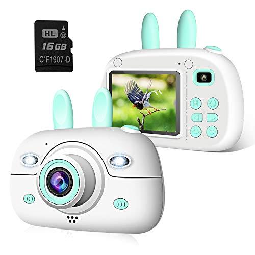 2NLF Camara para Niños Cámaras Digital de Video para niños