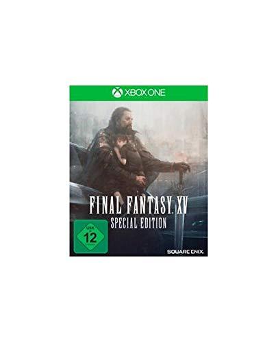 Final Fantasy XV Edicion Especial Steelbook Xbox con envio Prime