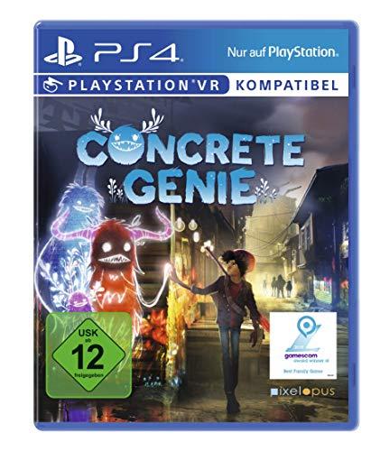 Concrete Genie [PlayStation 4] aleman en español