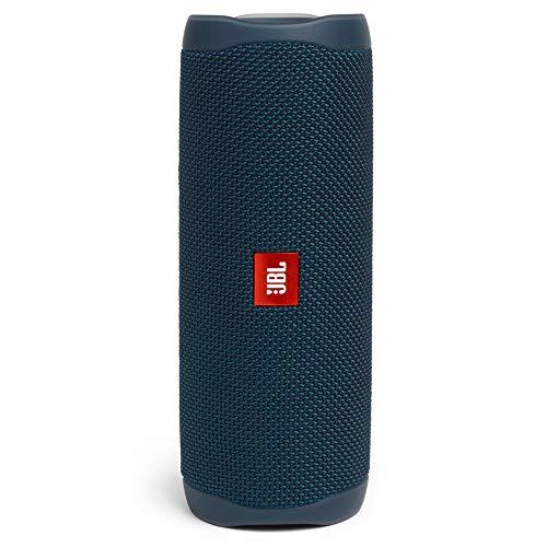 Jbl Flip 5 Azul - Altavoz Inalámbrico con Bluetooth y PartyBoost