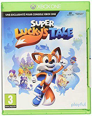 Super Luckys Tale - Xbox [Importación francesa]