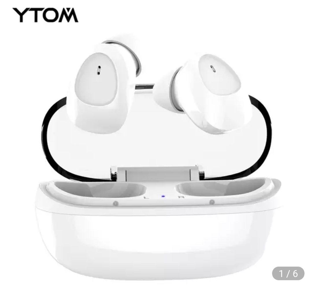 Mini auriculares inalámbricos con Bluetooth
