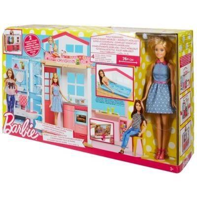 Casa Barbie Lidl San Juan (Sevilla)