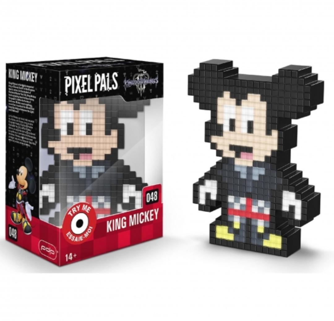Pixel Pals Mickey Kingdom Hearts