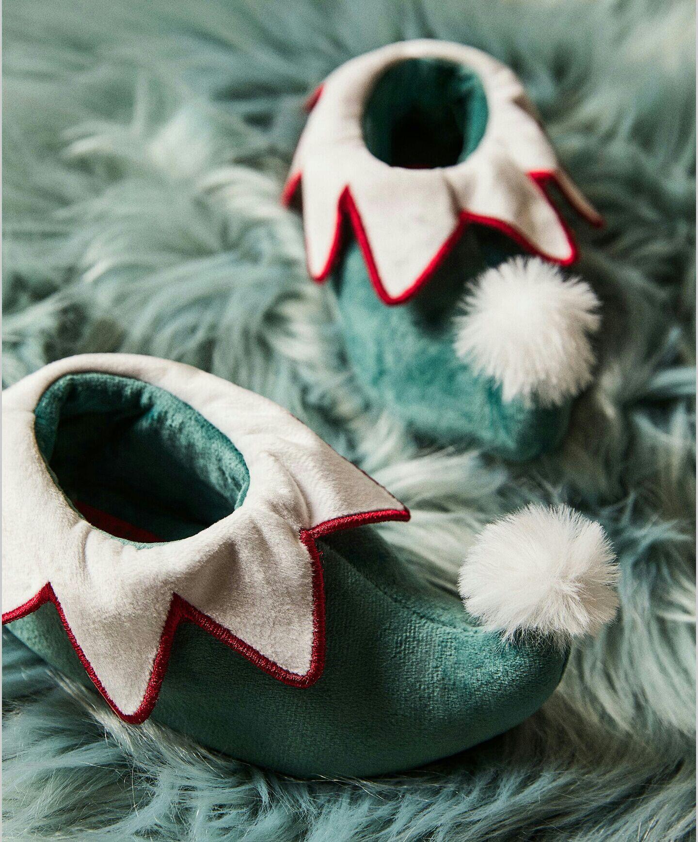 Zapatillas elfo