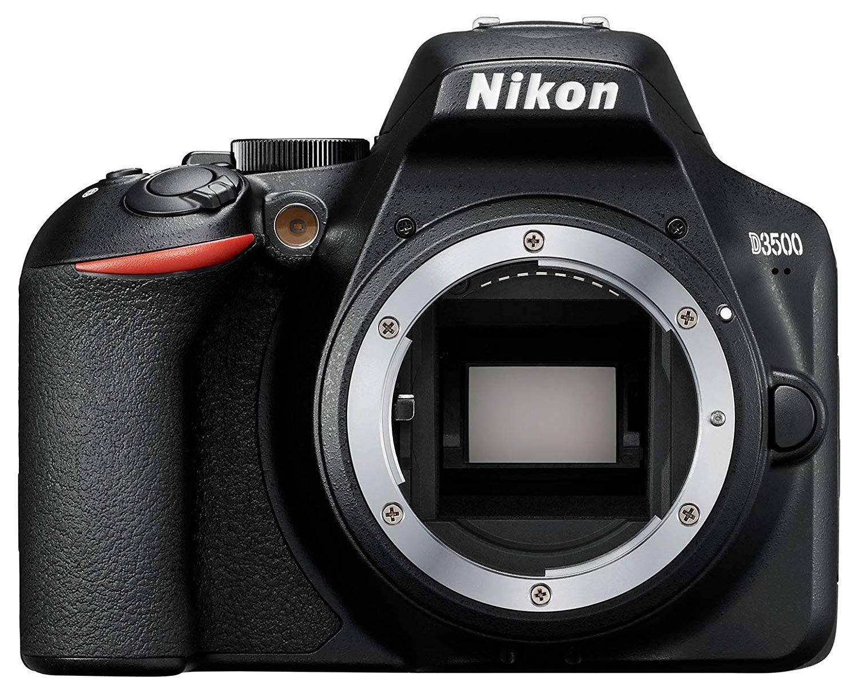 (REACONDICIONADA) Nikon D3500 + AF-S 18-105 mm