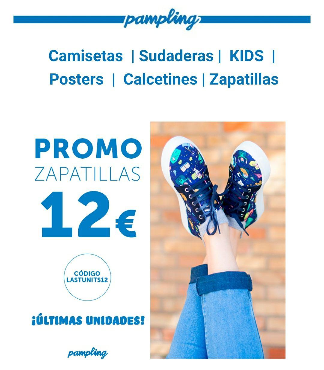 Zapatillas Pampling