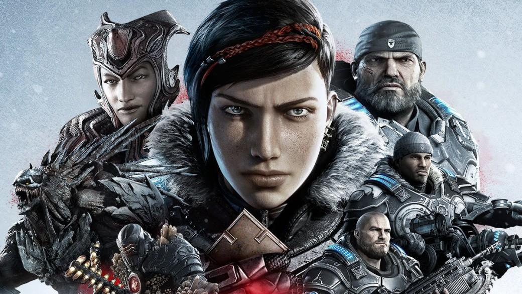 Gears 5 Xbox One / PC versión digital