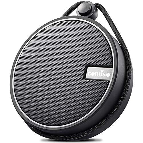 COMISO IPX7 (Altavoz Bluetooth Ducha)