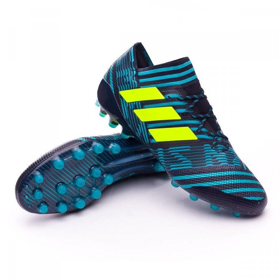 Talla 40 - Adidas Nemeziz 17.1 Fg - botas de fútbol premium