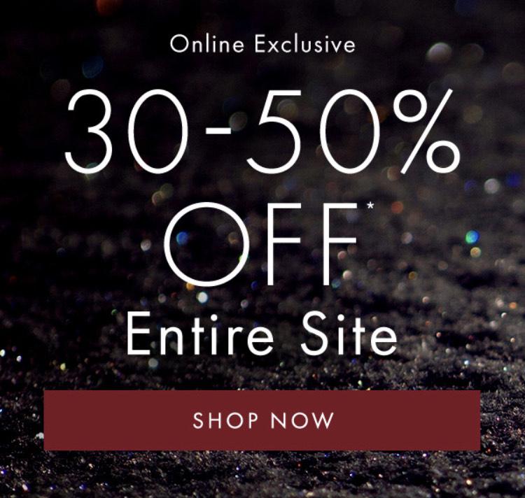 30%-50% en GUESS online
