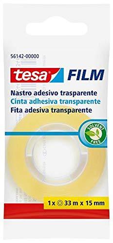 Paquete de 600 rollos de cinta adhesiva TESA
