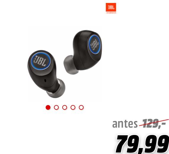 Auriculares inalámbricos - JBL Free X, Negro