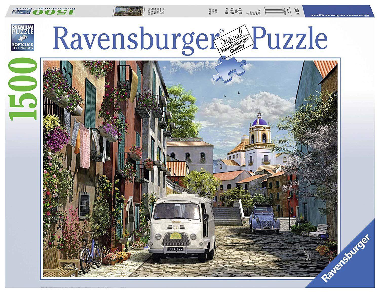 16 REACO - PUZZLES MARCA PREMIUM Ravensburger