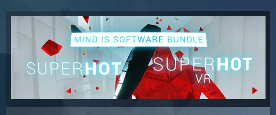 STEAM Comprar SUPERHOT MIND IS SOFTWARE BUNDLEPACK