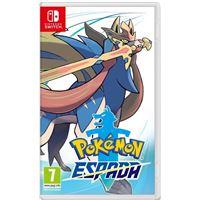 Pokemon espada o escudo switch