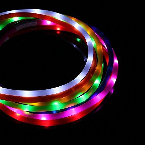 Collares con luz LED para mascotas (7 colores)