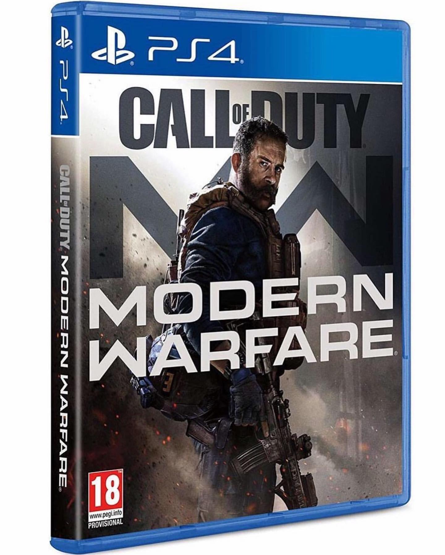 COD Modern Warfare para PS4 (Días FNAC)