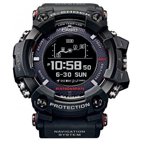 Casio G-Shock Rangeman GPR B1000-E( UNA BESTIA ).