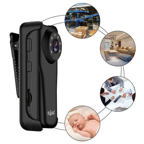 Mini Cámara de Vigilancia WiFi Monitor FULL HD