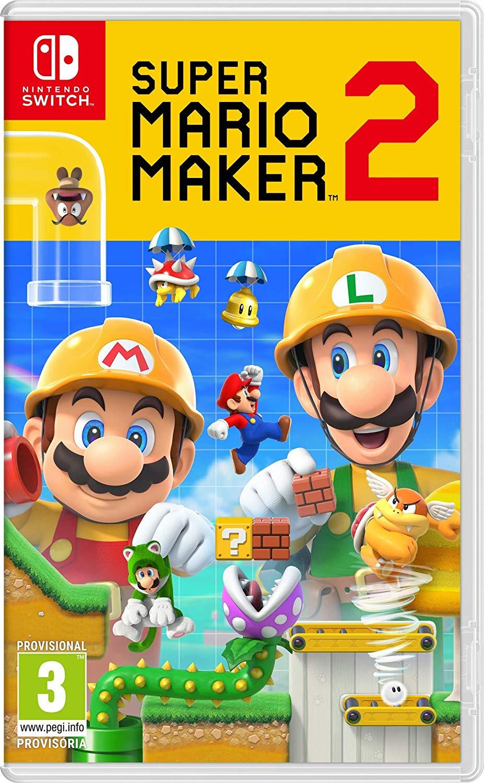 Super Mario Maker 2 en Amazon España