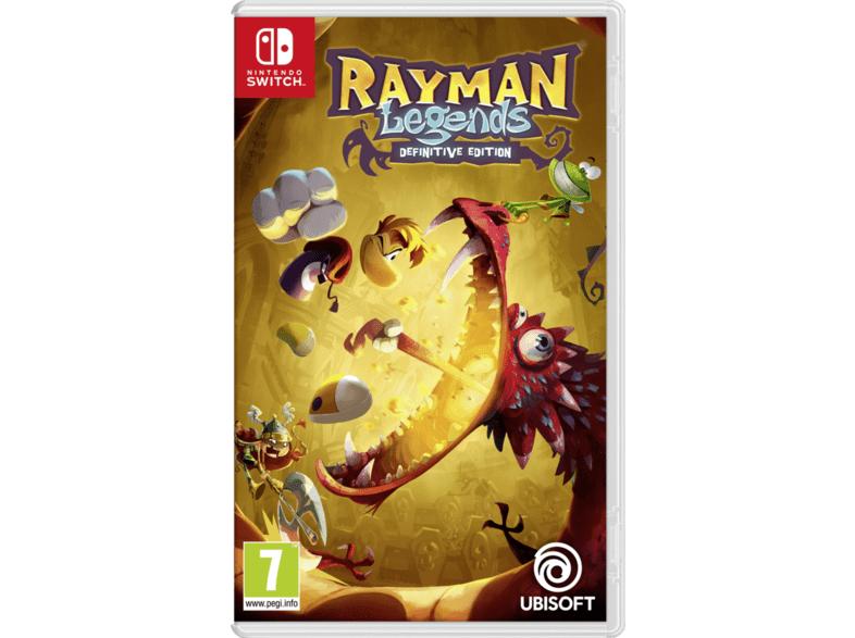 Rayman Legends para Nintendo Switch por 17,90