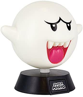Super Mario lámpara Boo