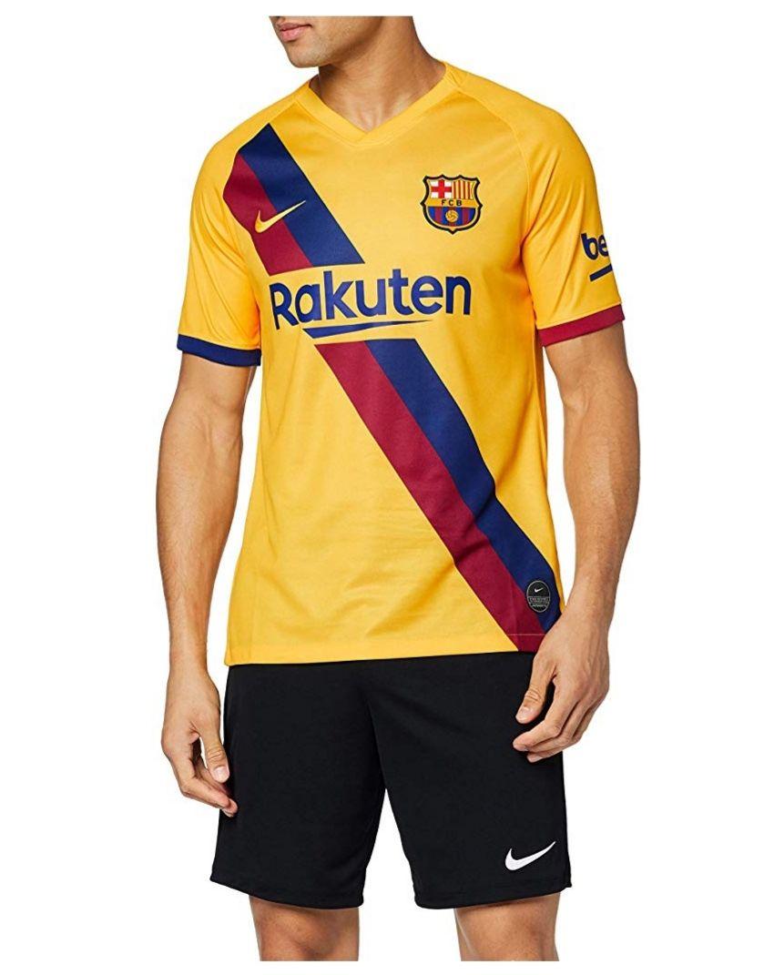 Camiseta Fc Barcelona 2a Equipación Talla L