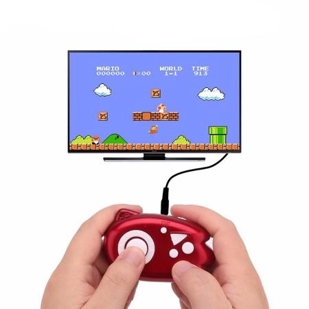 Mini Consola Con 89 juegos solo 2.4€