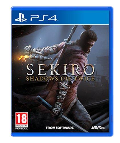 Sekiro: Shadows Die Twice [PS4] (Mínimo histórico)