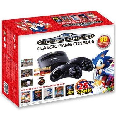 Sega Mega Drive Classic 25 Aniversario Sonic