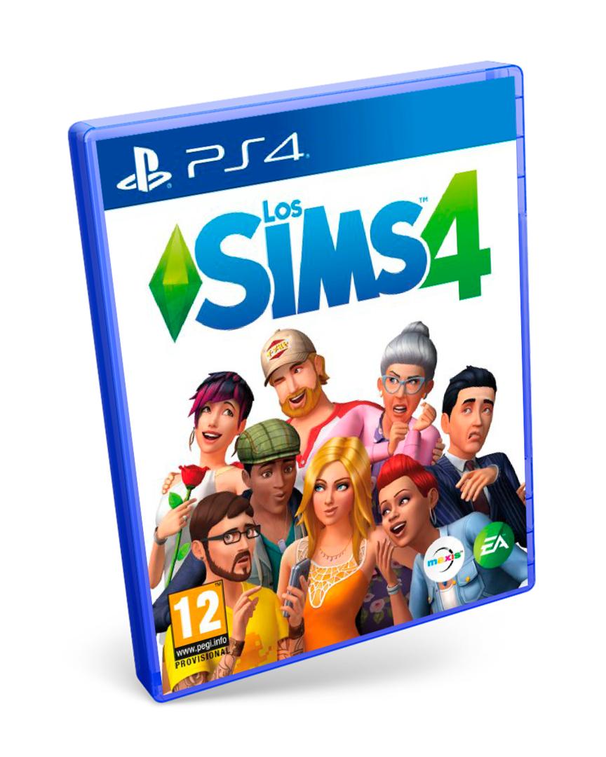 Los Sims 4 PS4 (Estándar)
