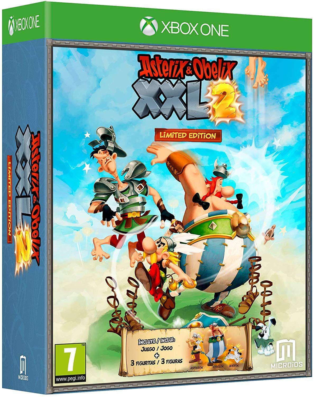 Juego Asterix y Obelix XXL