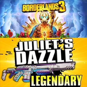 Borderlands 3: Gratis el Arma legendaria Juliet's Dazzle
