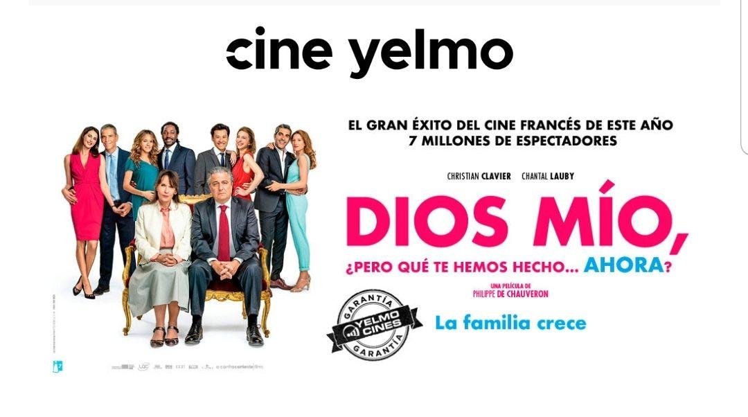 Chollos Y Ofertas De Yelmo Cines Mayo 2020 Chollometro