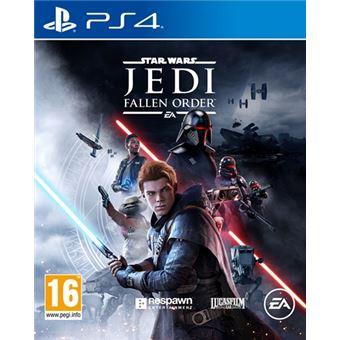 Star Wars Jedi: Fallen Order (Solo para Playstation 4 - PS4)