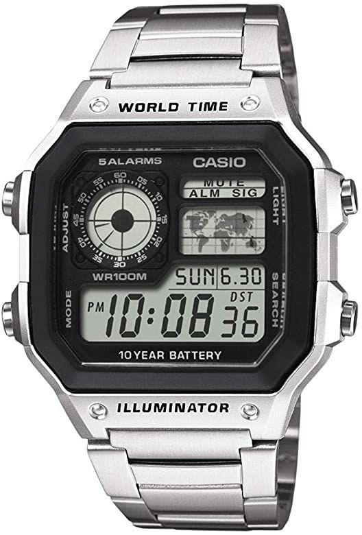 Reloj cuarzo Casio