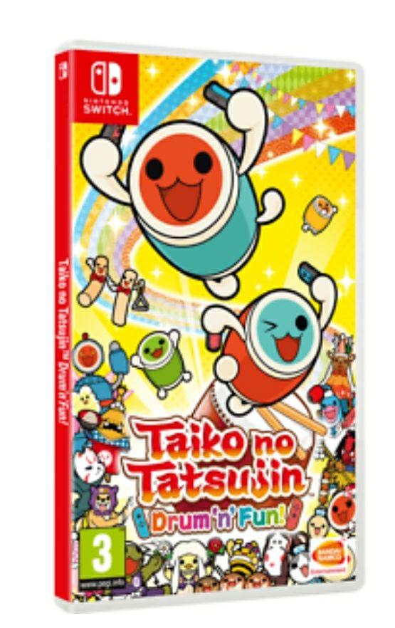 Taiko No Tatsujin: Drum'n Fun