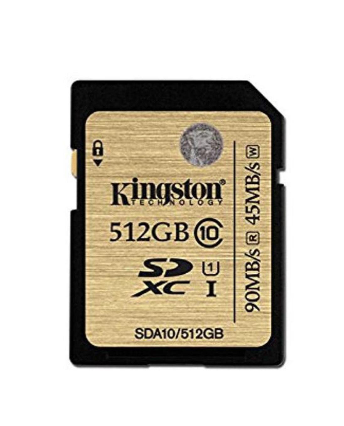 Kingston SDA10/512GB