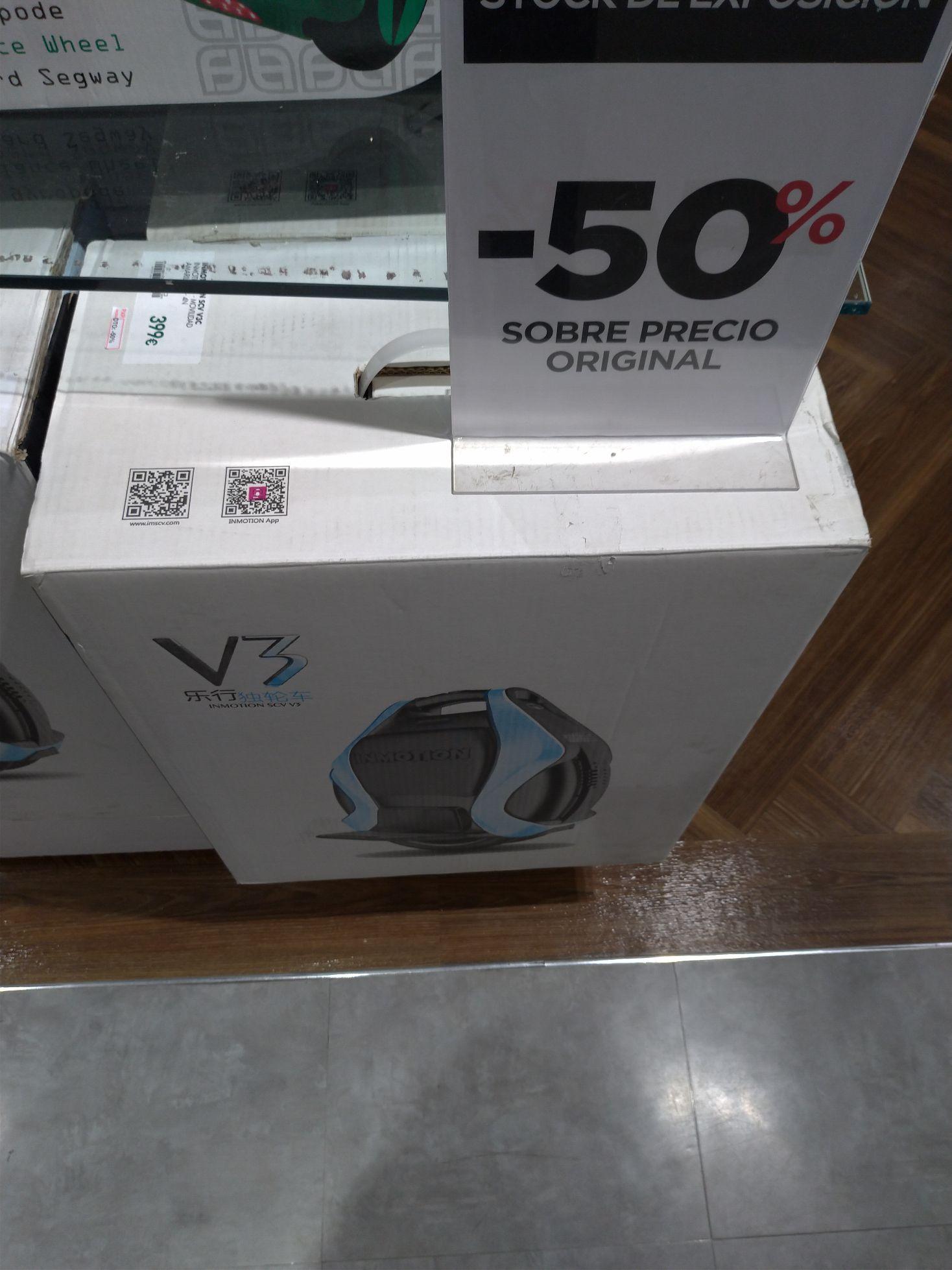 Inmotion sv3 v3 (tienda física)