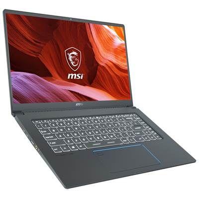 """Msi prestige 15 A10SC-044XES - Ordenador portátil 15.6"""" FullHD (Intel Core I7-10710U, 16GB RAM, 512GB SSD, Nvidia GTX 1650 4GB MAX-Q)"""