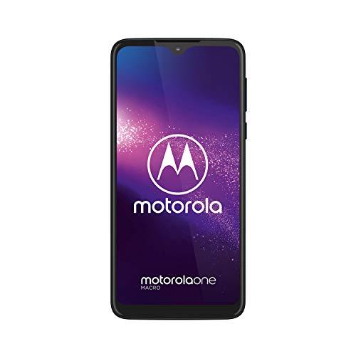 """Motorola One Macro 4 GB 64 GB 6,2"""" + 30€ Cupón de Amazon"""